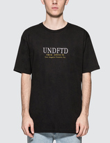Undefeated True Since 02 T-Shirt