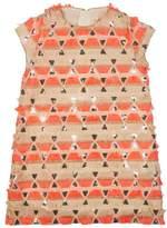 Billieblush Sequin Embellished Dress