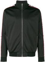 Givenchy logo print track jacket - men - Polyester - L