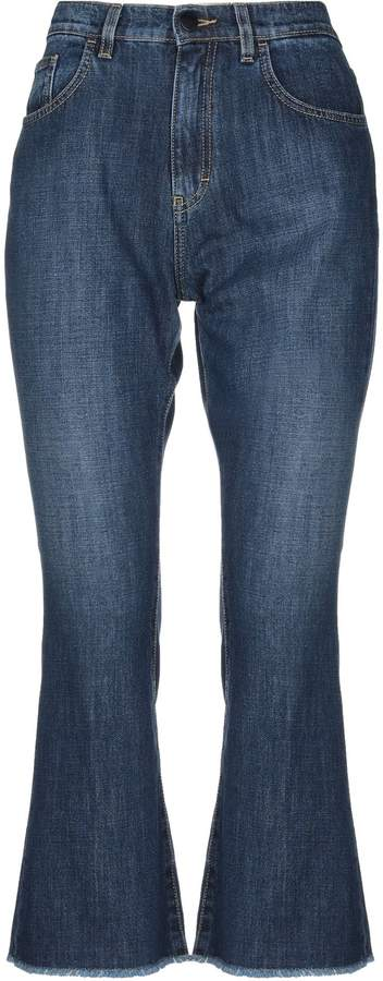 Jucca Denim pants - Item 42727893RO