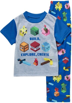 AME Minecraft Pajama Set