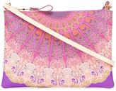 Etro scarf print crossbody bag - women - Cotton/Polyester/PVC - One Size