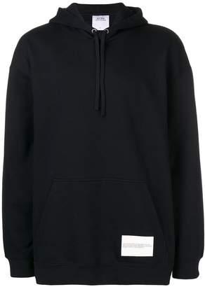 Calvin Klein Jeans Est. 1978 car print drawstring hoodie