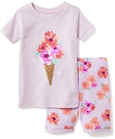 Old Navy 2-Piece Floral-Print Sleep Set for Toddler & Baby