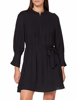 Selected Femme NOS Women's SLFLIVIA LS Short Dress B NOOS
