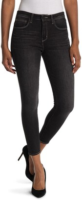 L'Agence Margot High Waisted Ankle Skinny Jeans