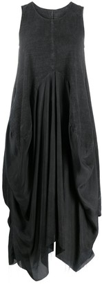 UMA WANG Draped Design Dress