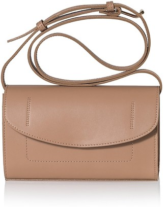 Express Joanna Maxham Leather Runthrough Mini Bag