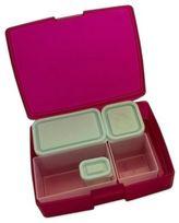 Bentology® Classic 6-Piece Bento Box Set in Raspberry