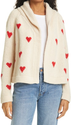 The Great The Heart Lodge Shawl Collar Cardigan