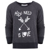Wildfox Couture 'All you need is love' sweater
