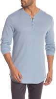 The Rail Long Sleeve Thermal Knit Henley