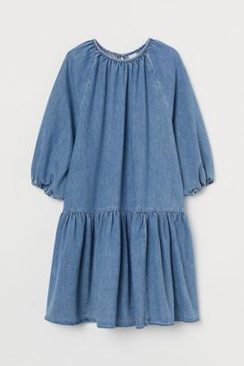 H&M Denim Dress - Blue