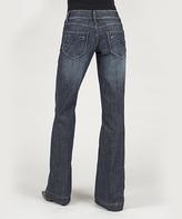 Stetson Blue Denim 'S'-Back Bootcut Jeans - Women & Plus