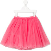 MonnaLisa tulle skirt - kids - Polyimide/Cotton - 12 yrs