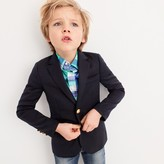 J.Crew Boys' Ludlow two-button blazer in navy wool