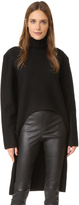 Dion Lee Boiled Wool Circle Tunic