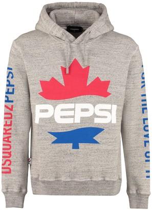 DSQUARED2 X Pepsi Cotton Sweatshirt