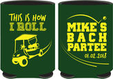 Etsy Golf Bachelor Party Favor, Golfing Bachelor Par Tee Can Coolers, This is how I Roll huggie, Masters