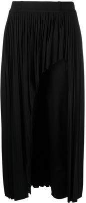 stagni 47 Pleated Asymmetric Trousers