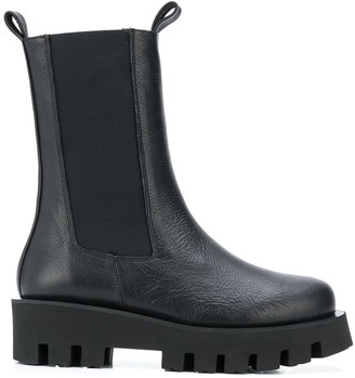 Paloma Barceló Alegre calf-length boots