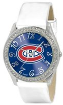 "Game Time Women's NHL-GLI-MON ""Glitz"" Watch - Montreal Canadiens"