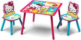 Hello Kitty Kids Table and Chairs Set
