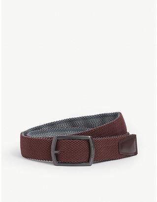 Ted Baker Kiggle reversible woven belt
