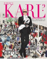 Penguin Random House Where's Karl?: A Fashion-Forward Parody Book