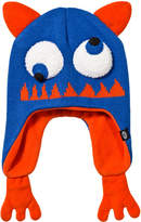 Animal Blue Monster Beanie
