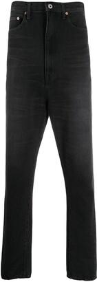 Doublet High-Waist Trousers