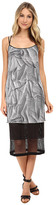 Helmut Lang Matic Print Blaze Dress