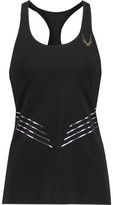 Lucas Hugh Blackstar Racer-Back Stretch Top