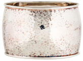 Ippolita Wide Hammered Bangle