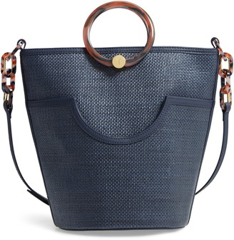 Ted Baker Amayi Woven Tote Bag