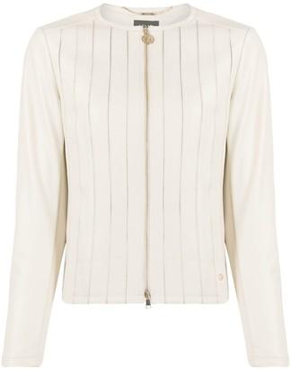 Liu Jo Zipped-Up Jacket