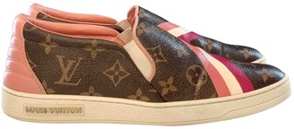 Louis Vuitton Multicolour Leather Trainers