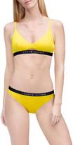 Tommy Hilfiger Swim Classic Logo Waistband Bikini Bottoms