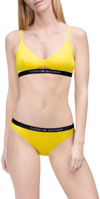 Tommy Hilfiger Classic Logo Waistband Bikini Bottoms