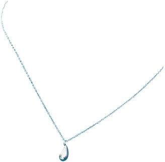 Tiffany & Co. Elsa Peretti Silver Platinum Pendants