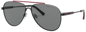 Polo Ralph Lauren Men's Polarized Sunglasses