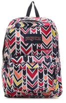JanSport Chevron Backpack