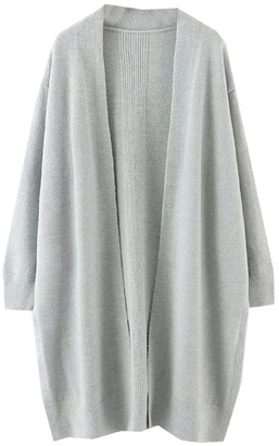 Goodnight Macaroon 'Anthea' Soft Belted Open Cardigan (4 Colors)