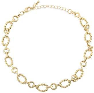 Riah Fashion Chain Link Necklace