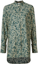 Sonia Rykiel Tux shirt - women - Cotton - 34