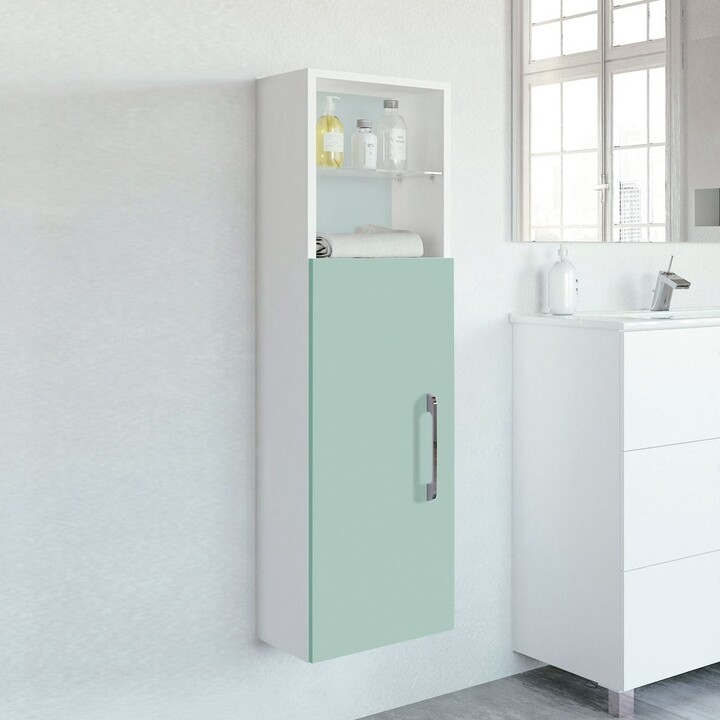 Wall Mounted Bathroom Cabinets Shop The World S Largest Collection Of Fashion Shopstyle