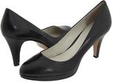 Nine West Selene (Black Leather) - Footwear