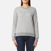 Gant Women's Crew Neck Sweatshirt