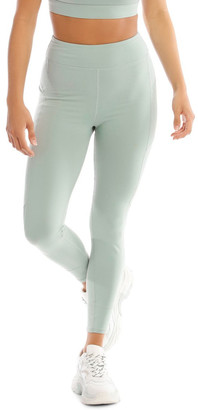 Miss Shop Performance Legging In Spruce