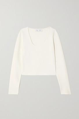 Proenza Schouler White Label Stretch-knit Top